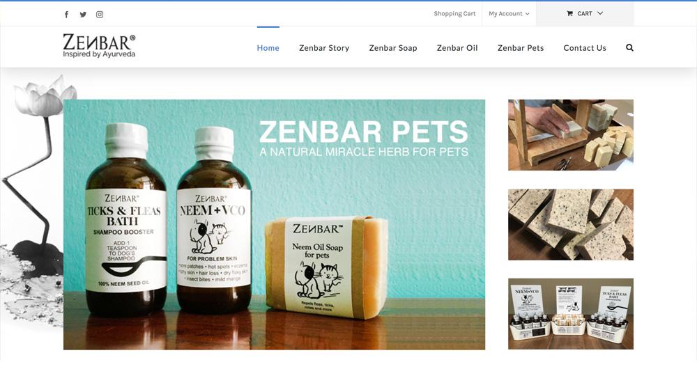 Zenbar Soap