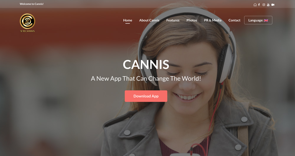 CANNIS Mobile App
