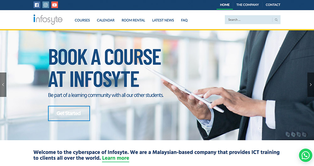 Infosyte.com by Prolific Scope Sdn Bhd