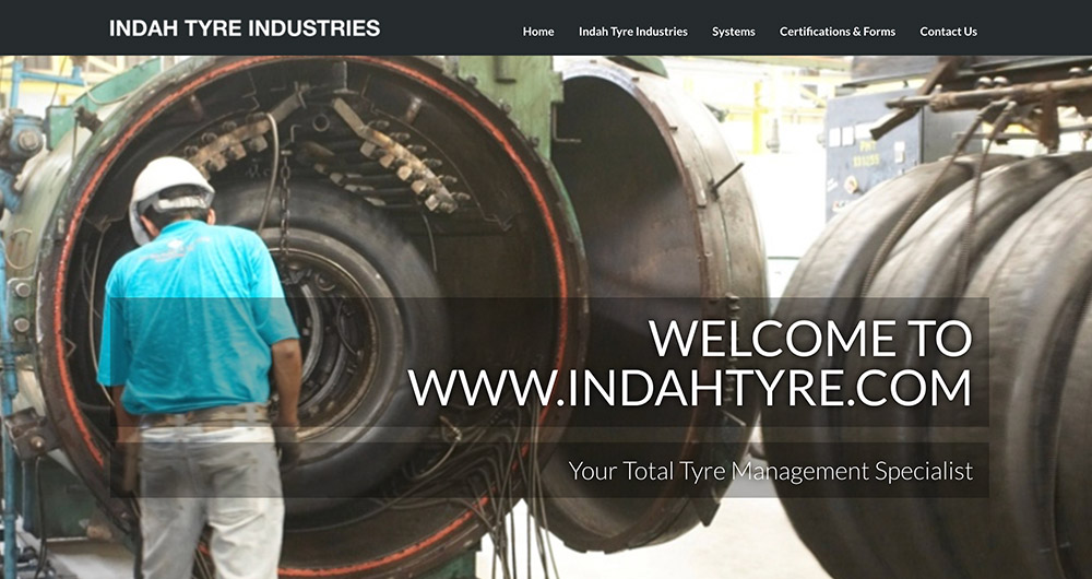 Indah Tyre Industries by Prolific Scope Sdn Bhd