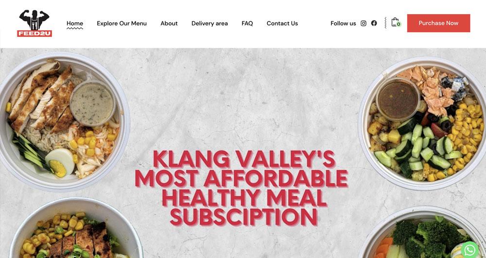 Feed2u.co by Prolific Scope Sdn Bhd