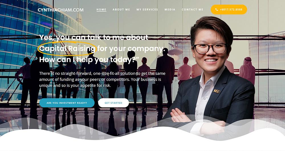 Cynthiachiam.com by Prolific Scope Sdn Bhd